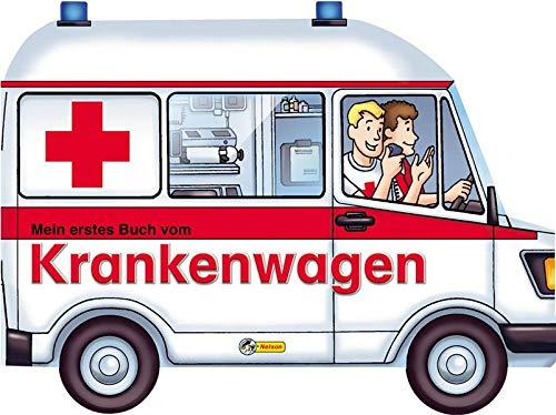9783866062047: Mein erstes Buch vom Krankenwagen