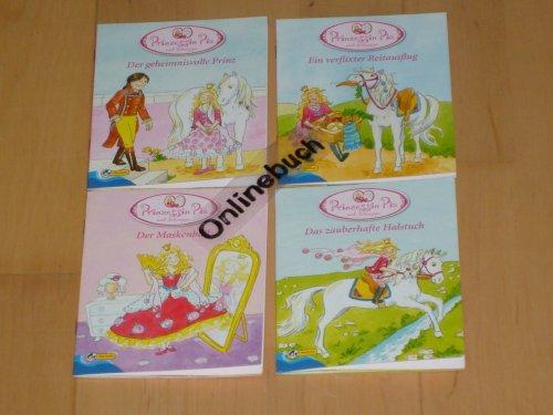 9783866063655: Prinzessin Pia und Schnuppe Folge 1 - 4