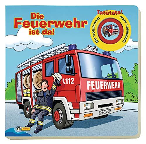 9783866065048: Die Feuerwehr ist da!
