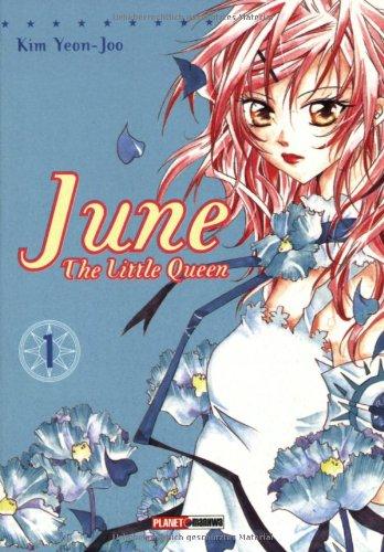 9783866070509: June The Little Queen 1