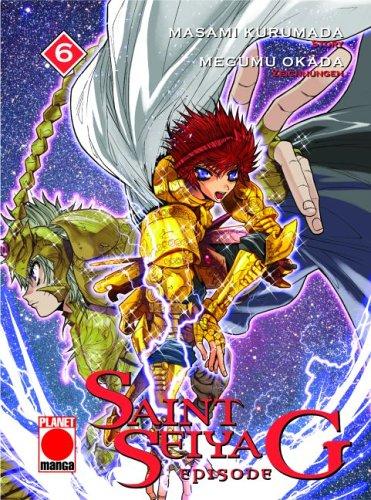 9783866071254: Saint Seiya Episode G 06