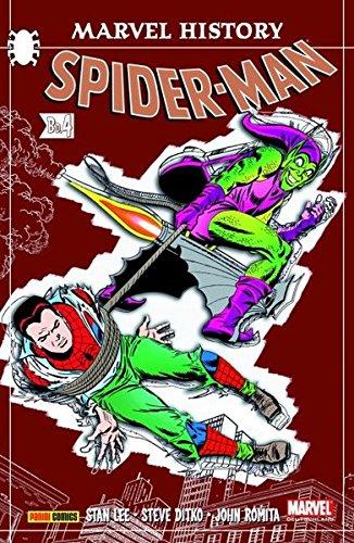 9783866071629: Marvel History 4 Spider-Man