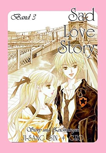 9783866071797: Sad Love Story 03