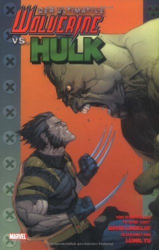 9783866072510: Der Ultimative Wolverine vs. Hulk: Wolverine & Hulk