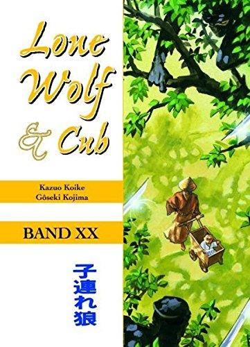 9783866072787: Lone Wolf & Cub