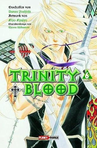 9783866073050: Trinity Blood 06