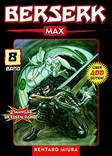 9783866073081: Berserk Max 08