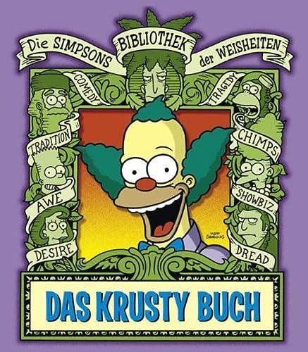 9783866073869: Simpsons: Das Krusty Buch