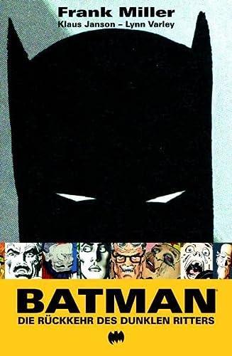 9783866073968: Batman: Die Rückkehr des dunklen Ritters