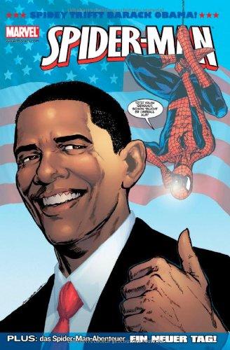 9783866074248: Spider-Man Sonderband: Spidey trifft Barack Obama! Amazon-Spezialausgabe: exklusive Sonderausgabe von amazon.de