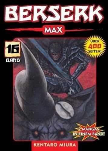 9783866075023: Berserk Max 16