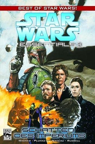 9783866075634: Star Wars Essentials 04: Schatten des Imperiums