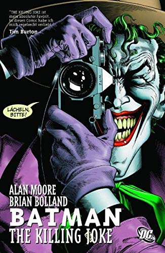 Batman the Killing Joke(German version ): Moore, Alan