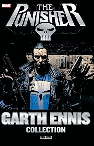 9783866076433: The Punisher - Garth Ennis Collection 01