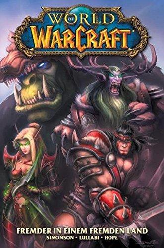 9783866076549: World of Warcraft Comic 01