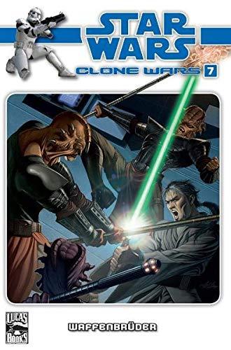 9783866076853: Star Wars Clone Wars 07 - Waffenbrüder