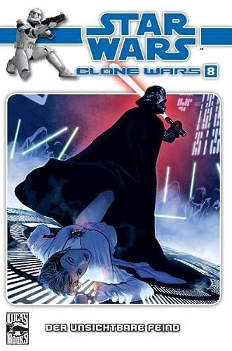 Star Wars Clone Wars 08: Der unsichtbare Feind