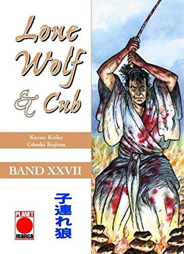 9783866077201: Lone Wolf & Cub 27