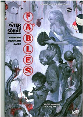 9783866077713: Fables 10