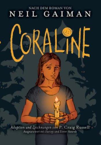 9783866078062: Coraline: Neil Gaiman Bibliothek Bd. 1
