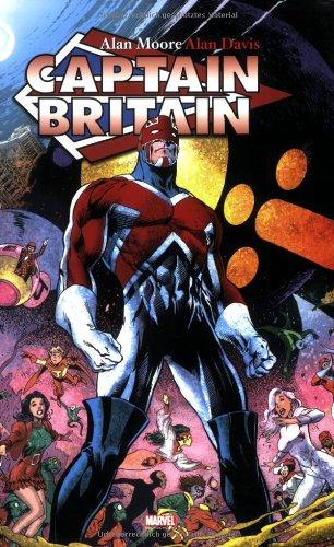 9783866078260: Captain Britain