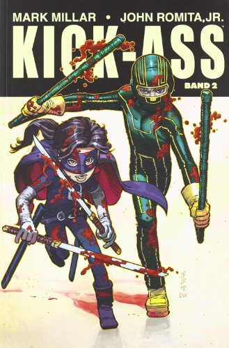 9783866078710: Kick-Ass 1: Bd. 2