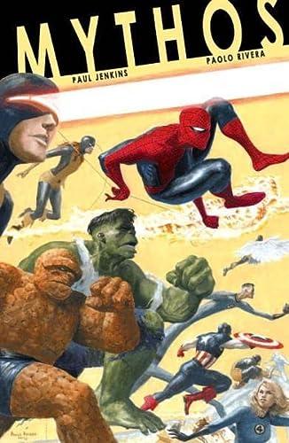 9783866078802: Marvel Mythos