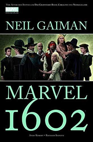 9783866079304: Neil Gaiman: 1602