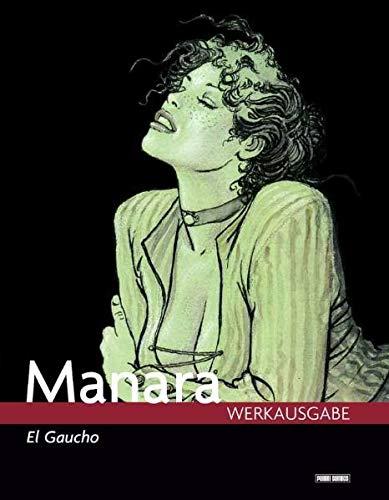 9783866079809: Manara Werkausgabe 05: El Gaucho