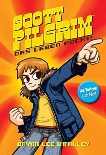 Scott Pilgrim 01 (3866079818) by Bryan Lee O'Malley
