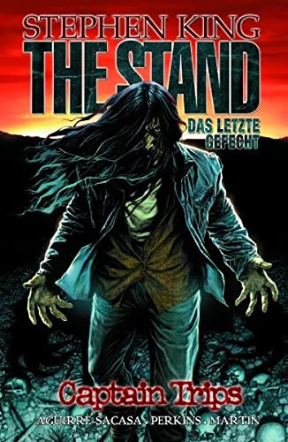 9783866079984: Stephen King: The Stand 01: Captain Trips: Captain Trips