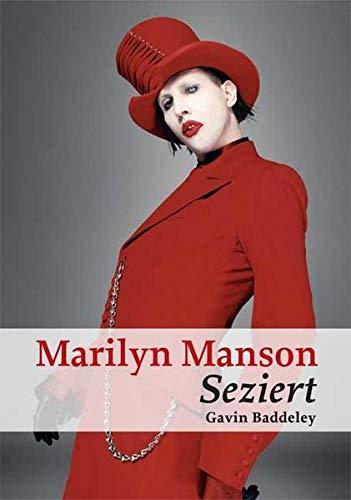 9783866081215: Marilyn Manson: Seziert