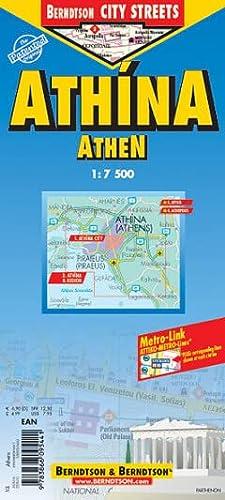 Athens. atenas. 1:7500: Aa.Vv.