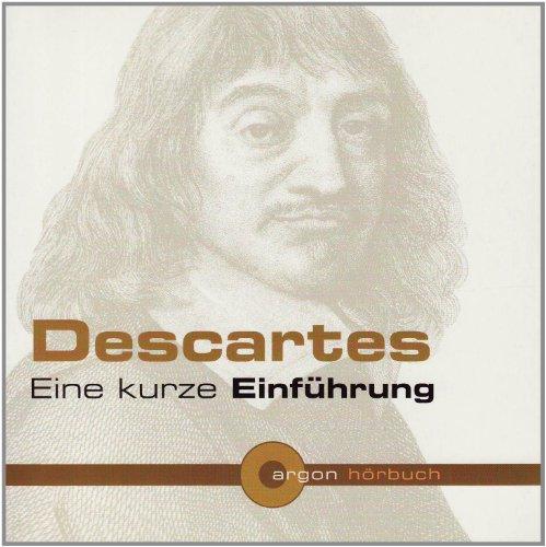 9783866101296: Hoerbuch Descartes. Eine kurze Ei