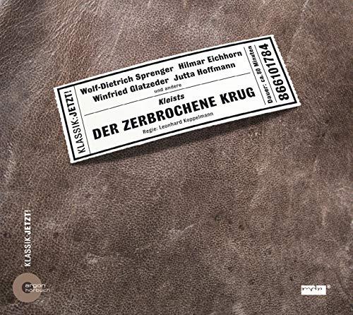 9783866101784: Der zerbrochene Krug. CD