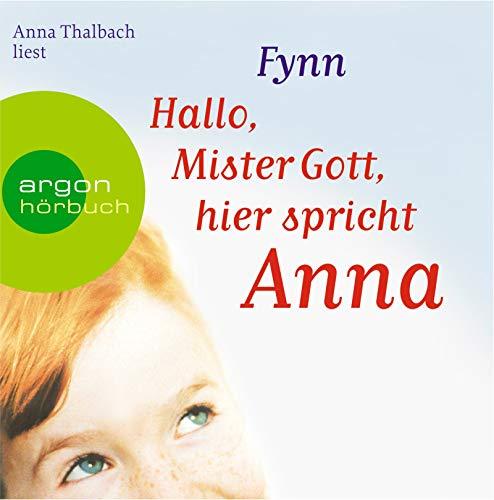 9783866102316: Hallo, Mr. Gott, hier spricht Anna