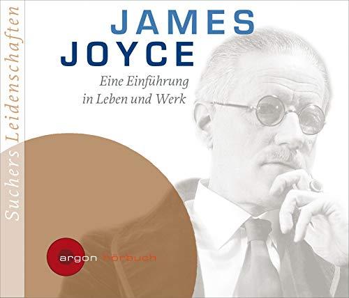 9783866103986: Suchers Leidenschaften: James Joyce: Eine Einf�hrung in Leben und Werk
