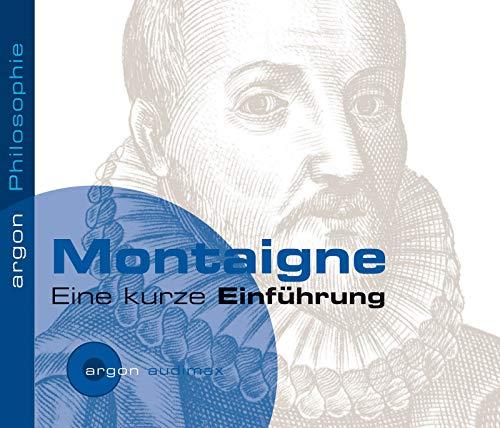 9783866104891: Montaigne. Eine kurze Einführung: Eine kurze Einführung