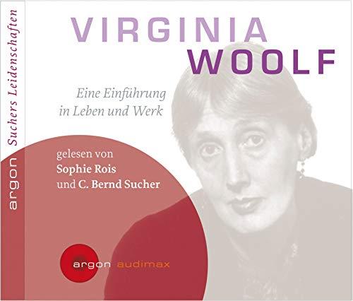 9783866105201: Virginia Woolf [Tontraeger] Eine Einfuehrung in Leben und Werk. Gesamttitel: Argon-Audimax