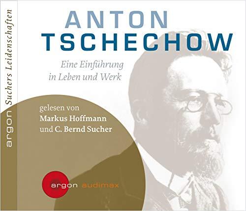 9783866105225: Suchers Leidenschaften: Anton Tschechow: Eine Einführung in Leben und Werk