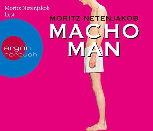 9783866106208: Macho-Man, 4 Audio-CDs