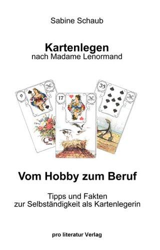 9783866110441: Kartenlegen nach Madame Lenormand