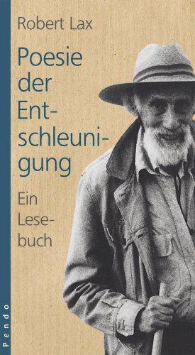 Poesie der Entschleunigung (3866121563) by Robert Lax