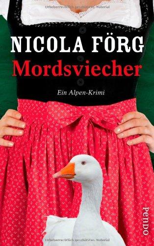 9783866123106: Mordsviecher: Ein Alpen-Krimi