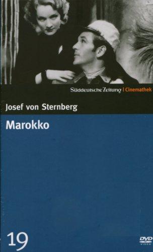 Marokko (SZ-Cinematek Nr. 19) [DVD]. - von Sternberg, Josef [Regie], Marlene Dietrich und Gary Cooper