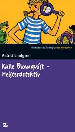 9783866151031: Kalle Blomquist Meisterdetektiv