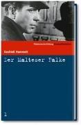 Der Malteser Falke Roman. Sueddeutsche Zeitung Kriminalbibliothek; 1 (3866152256) by Dashiell Hammett