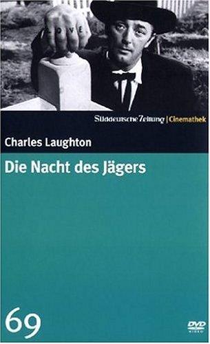 9783866152953: Die Nacht des Jägers. DVD-Video
