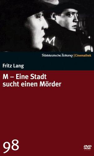 9783866153240: M - Eine Stadt sucht einen Mörder. DVD-Video