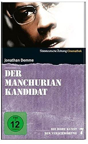 9783866157040: Der Manchurian Kandidat - SZ Cinemathek Politthriller